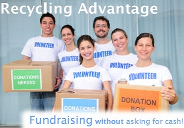 Nonprofit Recycling Fundraiser