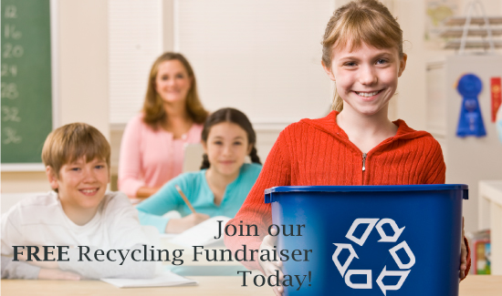 School Recycling Fundraiser