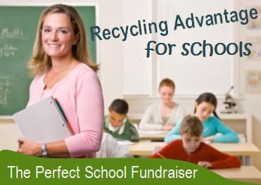 School Recycling Fundraiser